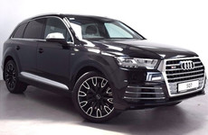 This Audi SQ7 is the perfect car for doing the school run... or saving the world