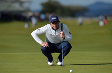 Another big payday beckons as Paul Dunne looks to chase down Hatton at Dunhill Links