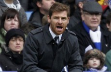 Where's me chalkboard? Villas-Boas denies Napoli tactics ruse