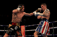 Hometown hero Crolla defeats Burns in grueling 12 round contest
