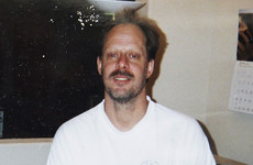 Vegas gunman had written note to help him calculate more precise shots