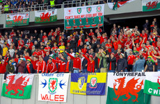 Wales want to give their fans 'something to be proud of' after 60-year wait