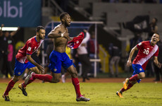 Absolutely brilliant bedlam as Costa Rica qualify for World Cup after last-gasp leveller