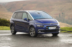 The Citroen C4 Picasso has added options (and a new engine)
