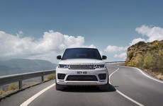 The Range Rover Sport is now available as a plug-in hybrid