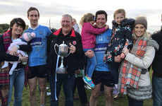Cavanagh brothers land title in Tyrone as club end 35-year wait and that puts trip to Oz in doubt