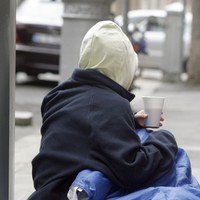 72 per cent of homeless women experience violence or abuse as children