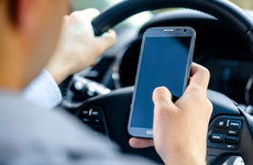 Penalty points for using a mobile phone while driving could be increased