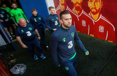 Ireland make three changes for winner-takes-all qualifier with Wales