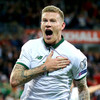 McClean fires Ireland to World Cup play-off with vital victory in Cardiff
