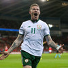 A nation holds its breath: James McClean puts Ireland in front in Cardiff