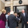 Michael D Higgins says Australian democracy has 'distinctive Irish influence'