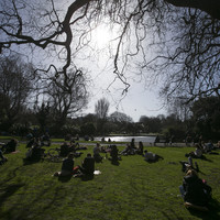 It's October... but it's set to hit almost 20 degrees this weekend