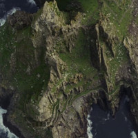 Some beautiful Irish scenery features in the much-hyped Star Wars trailer that just dropped