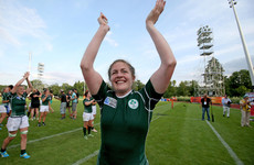 Former Ireland captain in first Barbarians women's side to make bow against Munster
