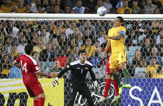 37-year-old Tim Cahill the Australia hero as they end Syria's World Cup dream
