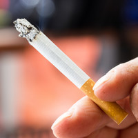 The price of a packet of cigarettes is going up 50c from midnight tonight