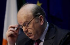 "External review of €3.6bn accounting error ""under way"" - Noonan"