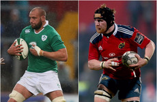 Leicester and Pau register Irish forwards as additional players for European competitions