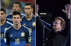 U2 delay concert in Argentina to allow fans watch crucial World Cup qualifier