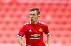 Watch: Man United starlet helps Ireland's youngsters qualify for Euros Elite Round