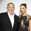 'My heart breaks for all the women who suffered': Weinstein's wife says she's leaving him
