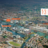 This plot of land in Dublin's docklands is up for sale for €27 million