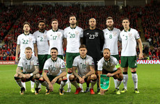 Republic of Ireland in League B alongside Wales and the North as Nations League line-ups confirmed