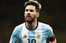 Argentina boss Sampaoli: 'Football owed Messi the World Cup'