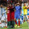 The 23 teams that have so far qualified for the 2018 World Cup and who can still get there