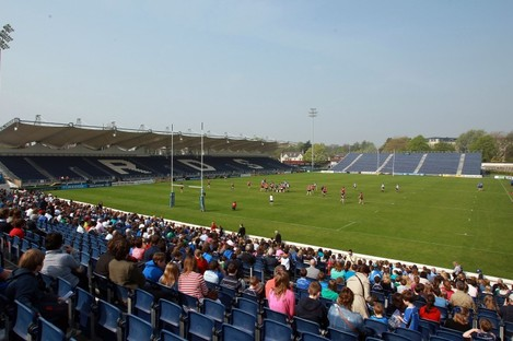 The RDS in Dublin 4: One of two venues in Dublin 4 to be designated a 'national sporting arena'.