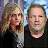Cara Delevingne accuses Harvey Weinstein of trying to bring her into a threesome as allegations mount up