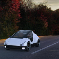 A Louth firm that wanted to rival Tesla's electric sports car is going under