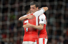 Wenger admits Arsenal may sell star men Sanchez and Ozil in January
