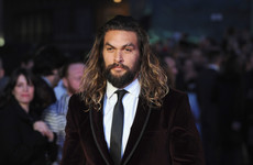 An old clip of Game of Thrones' Jason Momoa joking about raping 'beautiful women' has resurfaced today