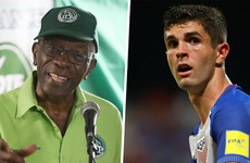 Ex-Concacaf chief Jack Warner revels in 'laughing stock' US failing to reach World Cup