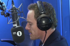 Michael Fassbender did an extremely dark rendition of 'Humpty Dumpty' on BBC Radio 1