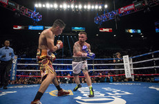 Santa Cruz and Mares both want Frampton as soon as they're finished with each other