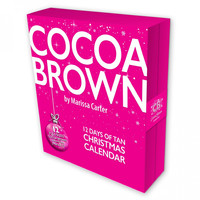 Calling all fake tan huns - Cocoa Brown is bringing out a '12 Days of Tan' advent calendar