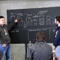 An allotment-style Dublin microbrewery is bringing beer brewing to the masses