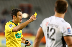 Kiwi refs appointed to Ireland's opening November Tests