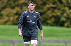 Flanagan's first start one of five Munster changes from Leinster loss