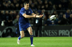 No Sexton or O'Brien for Leinster's Champions Cup clash
