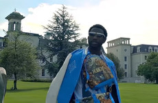 American rapper Gucci Mane's new music video is set in the K Club and it's amazing