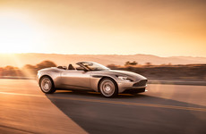 The drop-top gorgeous new Aston Martin DB11 Volante has just been unveiled