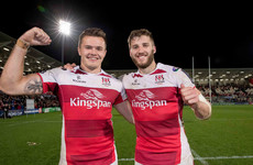 'It's a massive victory': Kiss delighted with Ulster's character