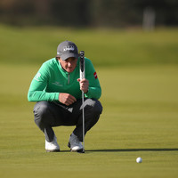 Another consistent round from Paul Dunne in Italy but still a long way from the leaders