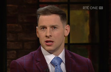 Dublin footballer Philly McMahon spoke about his brother's death on the Late Late and it was powerful television