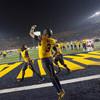 Watch: California quarterback Ross Bowers scored a mesmerizing front flip touchdown last night