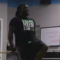 This NFL star uses Irish dancing to help his footwork and his brilliant story made the RTÉ news